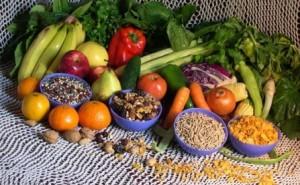frutas verdurascereales semillas